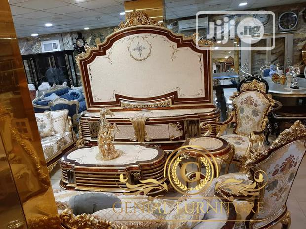 Turkey Royal Settees With Centre Table