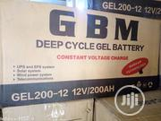 200ah GBM Solar Battery | Solar Energy for sale in Lagos State, Ojo