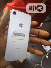 Apple iPhone 7 128 GB Silver   Mobile Phones for sale in Lagos State, Ikeja