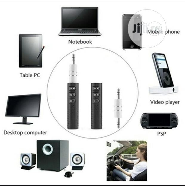 Archive: Bluetooth Receiver Car Bluetooth AUX 3.5mm Music Bluetooth
