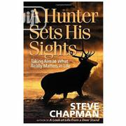A Hunter Sets His Sights By Chapman Steve | Books & Games for sale in Lagos State, Ikeja