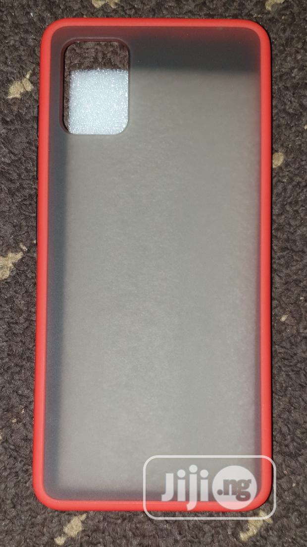 Archive: A51 Back Transparent Case Full Glass Availae
