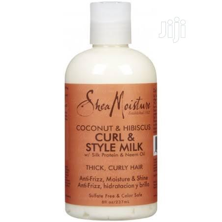 Sheamoisture Coconut And Hibiscus Curl And Style Milk