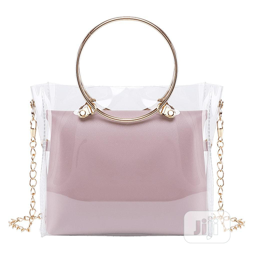 Transparent Jelly Bag (FREE SHIPPING)