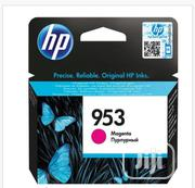 Original Hp Inks Cartridge 953 Magenta | Accessories & Supplies for Electronics for sale in Lagos State, Lekki Phase 2