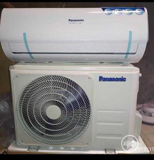 Panasonic 1.5hp Split With Kits.Full Copper