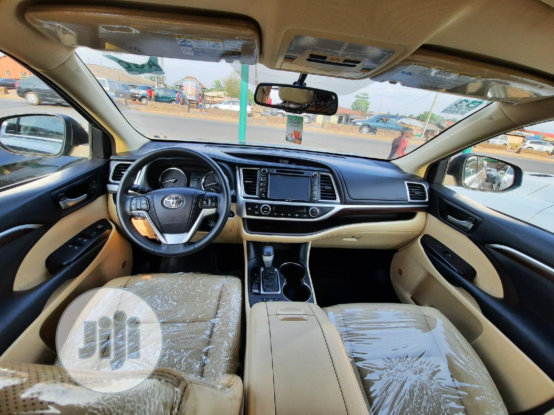 Toyota Highlander 2015 Green | Cars for sale in Benin City, Edo State, Nigeria