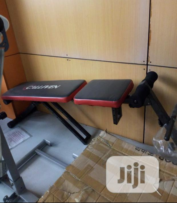 Brand New Adjustable Sit Up Bench