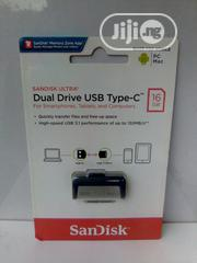 Original 16GB Type-C Dual Flash M3.0 for Android and Smartphones   Computer Accessories  for sale in Lagos State, Yaba