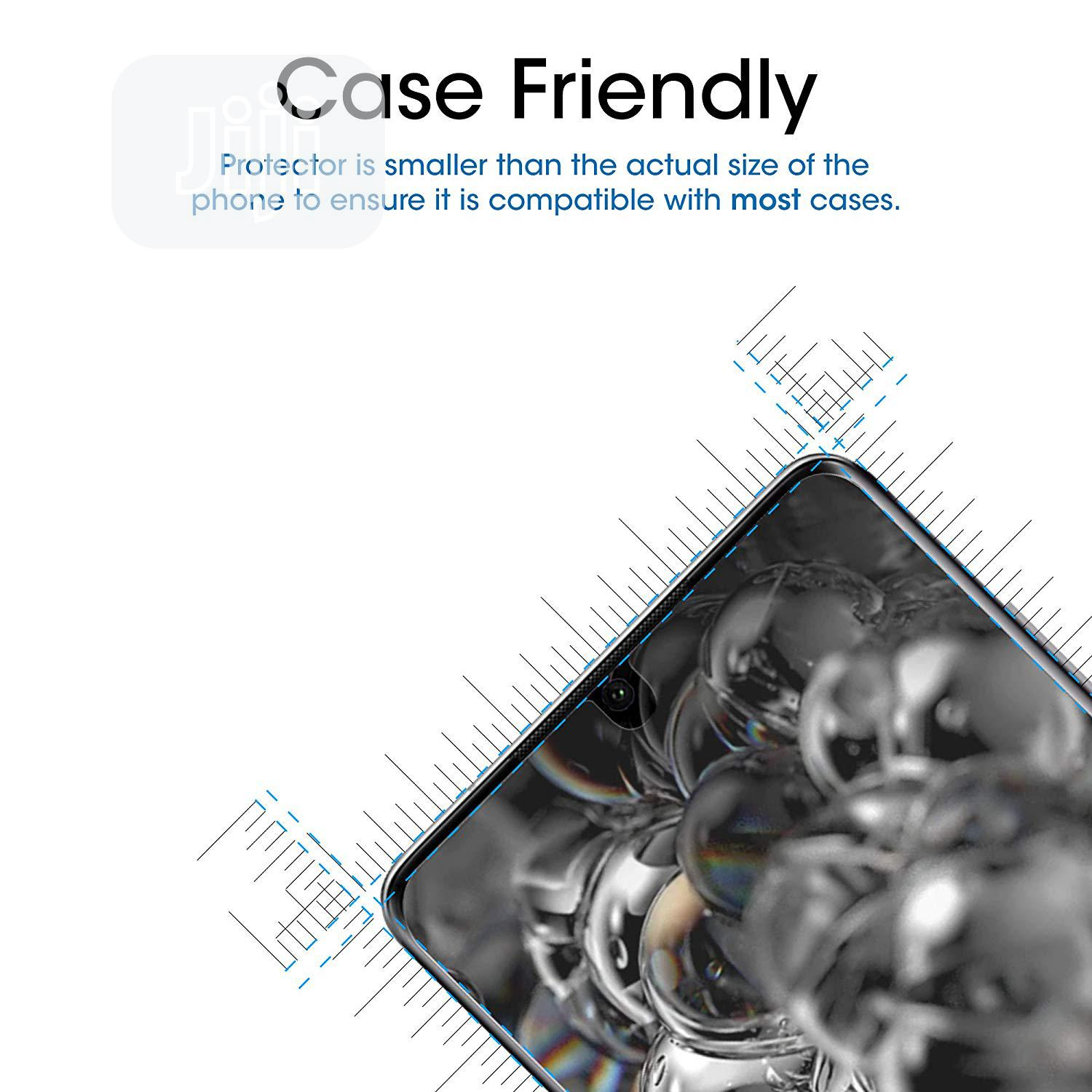 Ultra Glass Screen Protector For Galaxy S20 Ultra, | Accessories for Mobile Phones & Tablets for sale in Ikeja, Lagos State, Nigeria