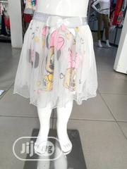 Top Quality and Unique Kids Skirt(White) | Children's Clothing for sale in Lagos State, Ojodu