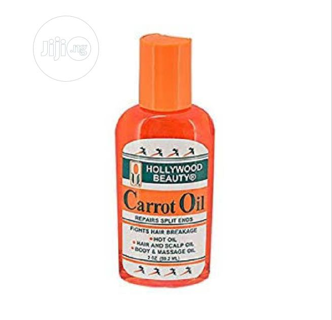 Hollywood Beauty Carrot Oil 59.2ml