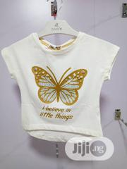Kids Quality and Unique White Top | Children's Clothing for sale in Lagos State, Ojodu