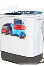 Scanfrost Washing Machinetwin Tub 6kg. SFSATT6M | Home Appliances for sale in Oyo State, Ibadan