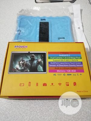 New Atouch A703 8 GB Pink   Tablets for sale in Lagos State, Ikeja