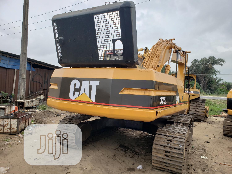 Archive: Naija Used Caterpillar Excavator 325BL