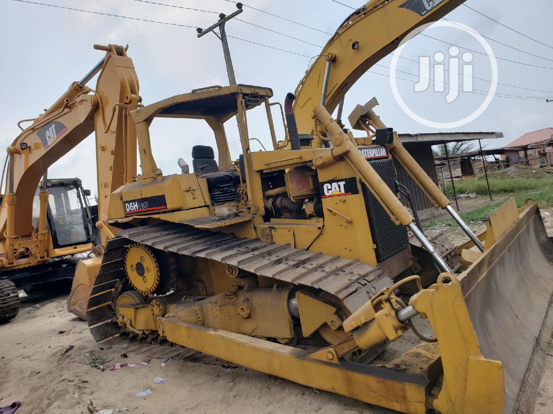 Very Sharp Caterpillar Bulldozer D6H | Heavy Equipment for sale in Ajah, Lagos State, Nigeria