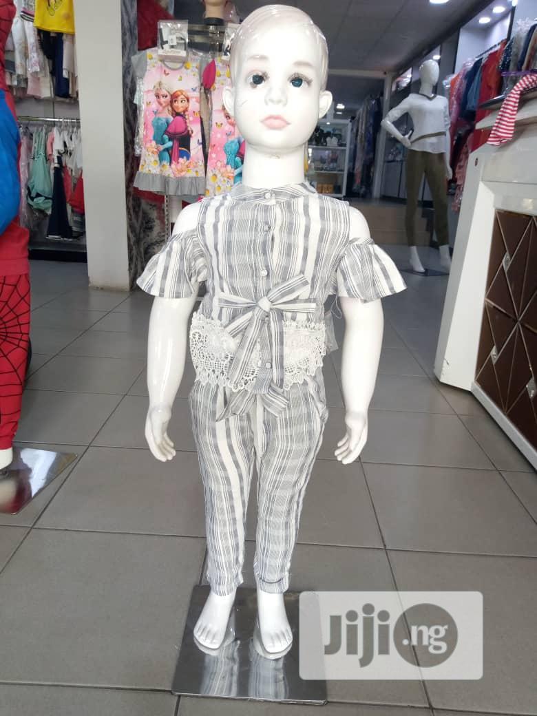 Unique And Quality Kids 2pcs Dress