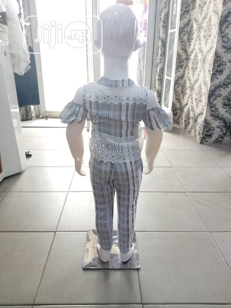 Unique And Quality Kids 2pcs Dress | Children's Clothing for sale in Ojodu, Lagos State, Nigeria