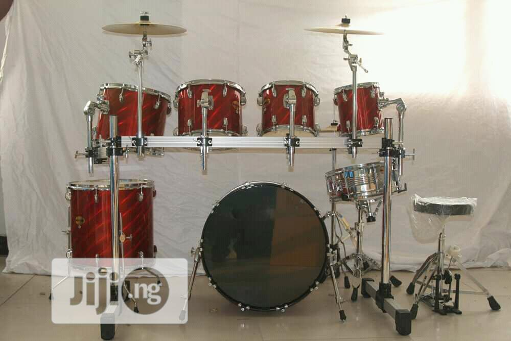 7 Set Yamaha Drum