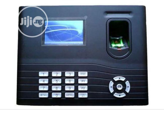 ZKTECO IN01-A Fingerprint Time Attendance & Access Control Terminal