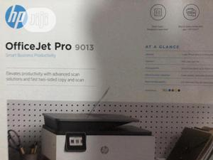 Hp Officejet Pro 9013 All-in-one Printer | Printers & Scanners for sale in Lagos State, Ikeja