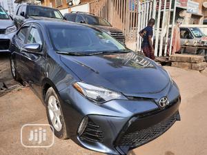 Toyota Corolla 2017 Gray   Cars for sale in Oyo State, Ibadan