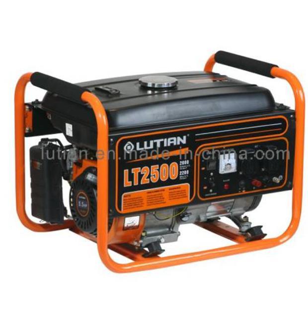 Lutian Ecological Generator - LT3990E - 3.5kva- Key Starter