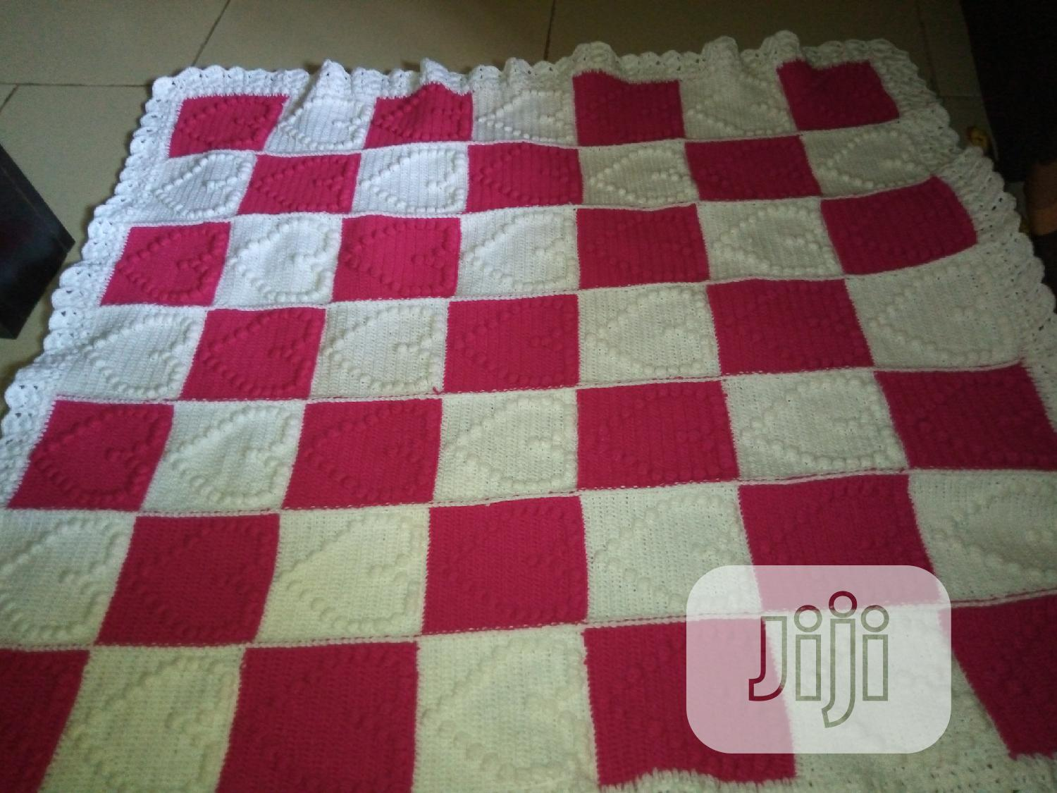 Archive: Baby's Shawl/Blanket