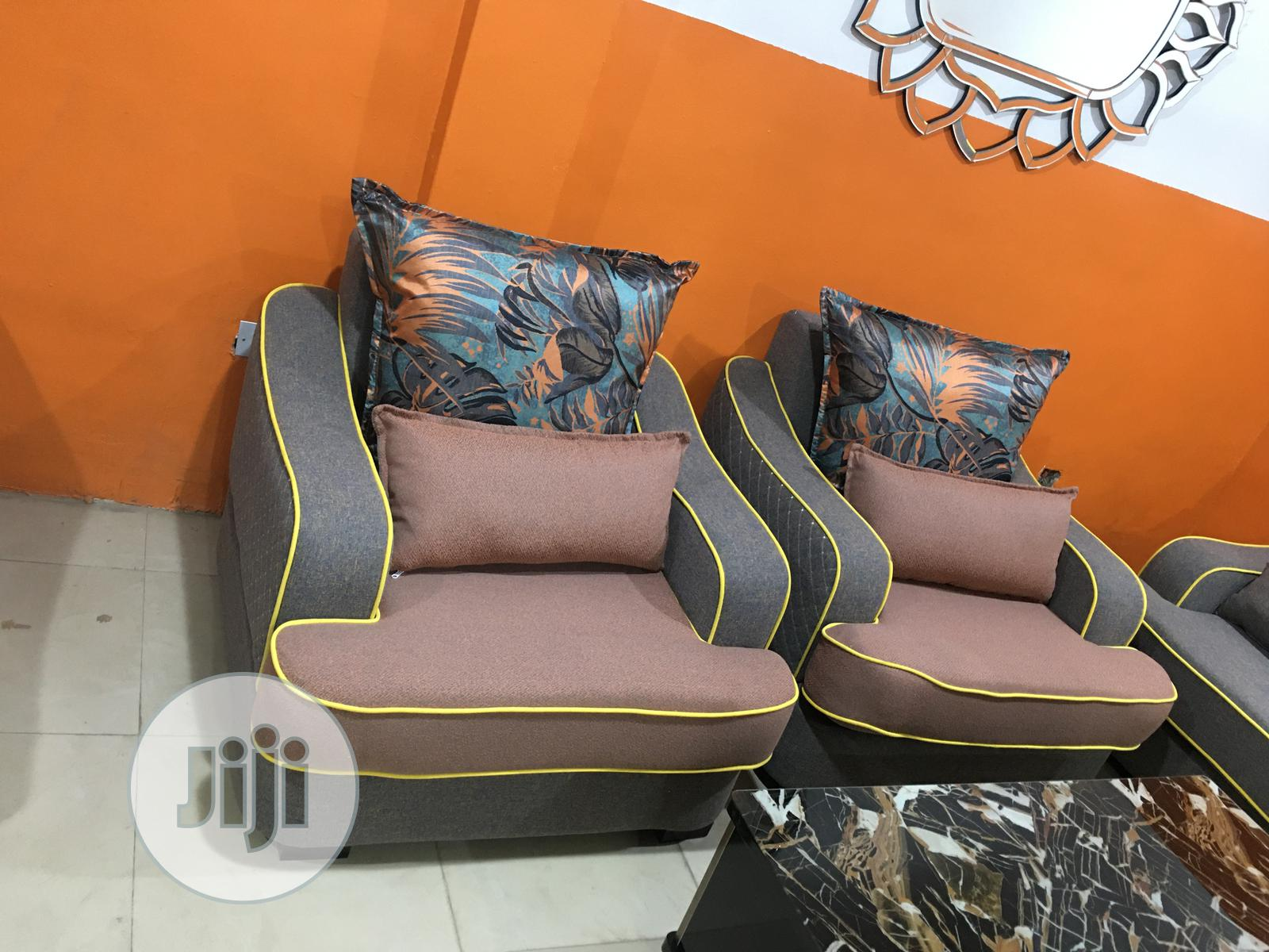 Imported Fabric Sofa | Furniture for sale in Ikeja, Lagos State, Nigeria