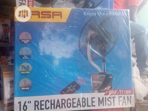 Water Rechargable Fan.   Home Appliances for sale in Lagos State, Ojo