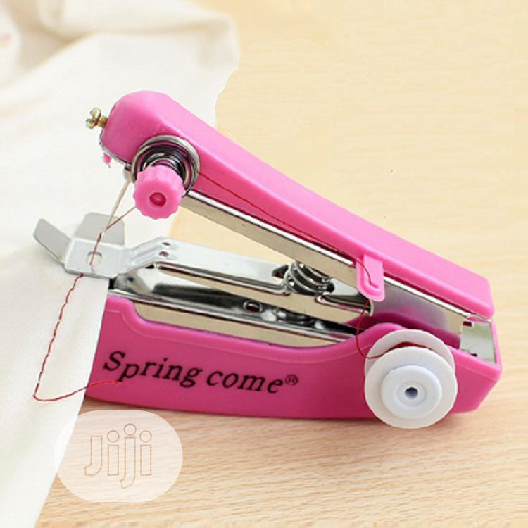 Mini Hand Sewing Machine | Home Appliances for sale in Surulere, Lagos State, Nigeria