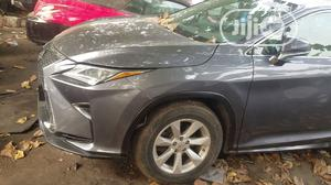 Lexus RX 2017 Gray | Cars for sale in Lagos State, Amuwo-Odofin