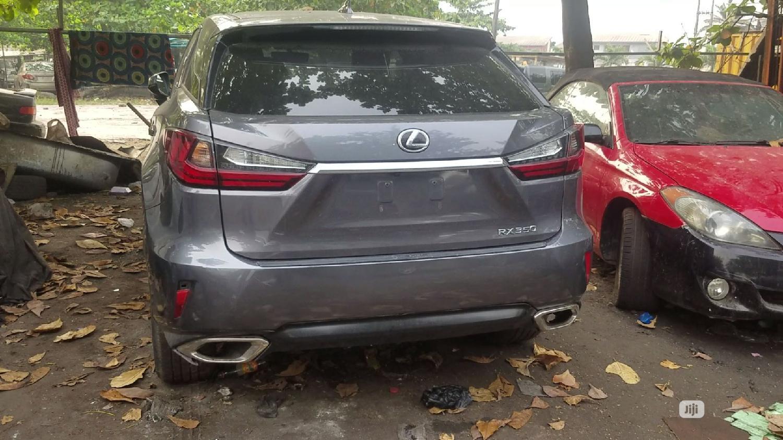 Lexus RX 2017 Gray | Cars for sale in Amuwo-Odofin, Lagos State, Nigeria