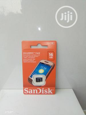 Original 16GB Memory Card | Accessories & Supplies for Electronics for sale in Lagos State, Yaba