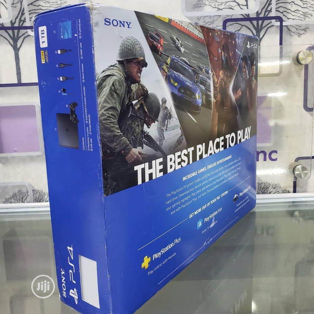 Ps4 Slim 1TB | Video Game Consoles for sale in Wuse 2, Abuja (FCT) State, Nigeria