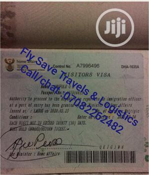 Sure South Africa Visa Process   Travel Agents & Tours for sale in Lagos State, Ikorodu