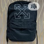Off White Back Pack Bag Available As Seen Order Yours Now | Bags for sale in Lagos State, Lagos Island