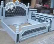 Bed 6x6 With Bed Side And Dressing Table | Furniture for sale in Lagos State, Mushin