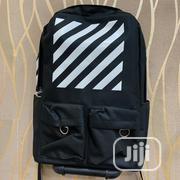 Off White Back Pack Available as Seen Order Yours Now | Bags for sale in Lagos State, Lagos Island
