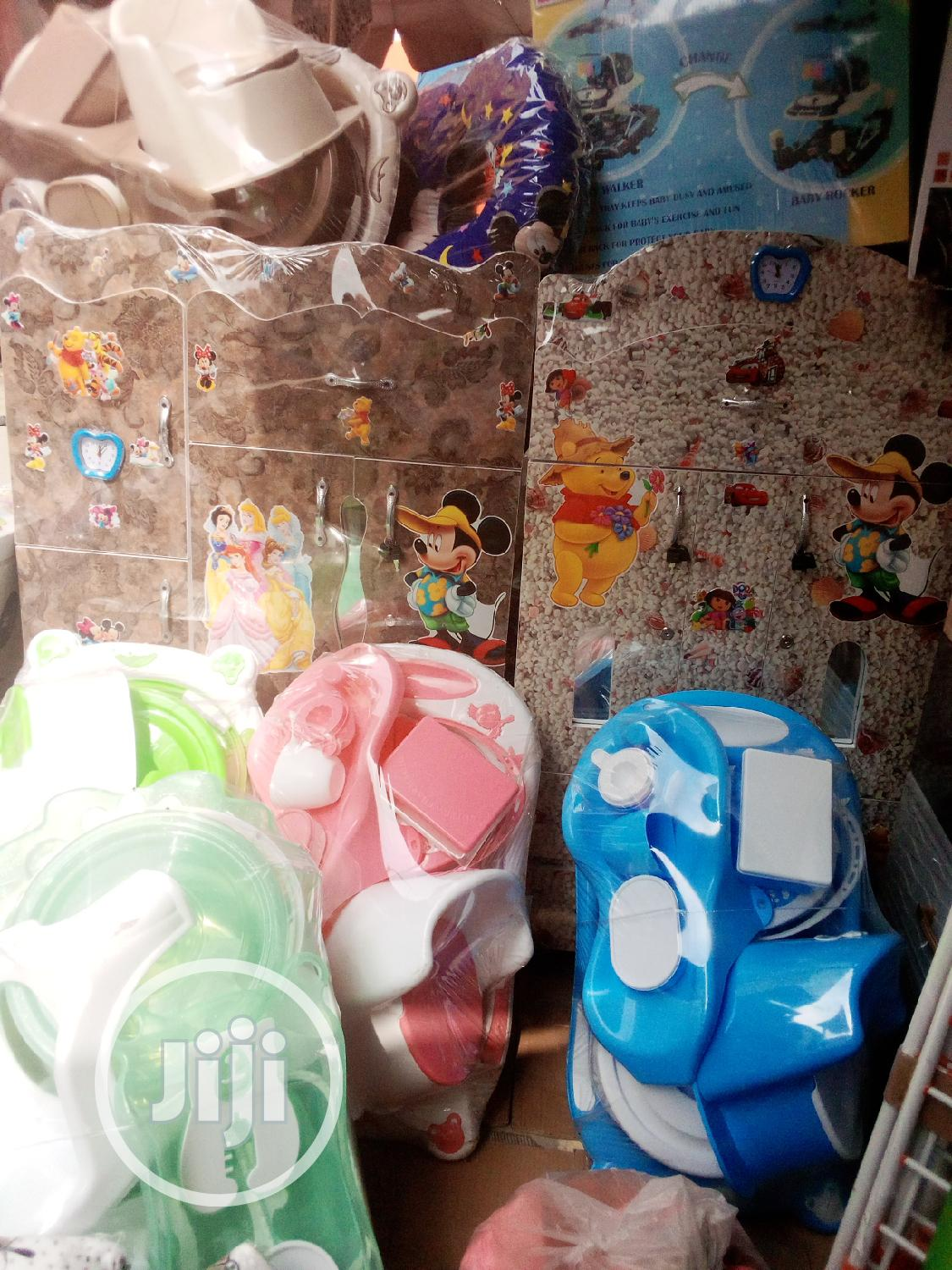 Mother Care Baby Bath Set
