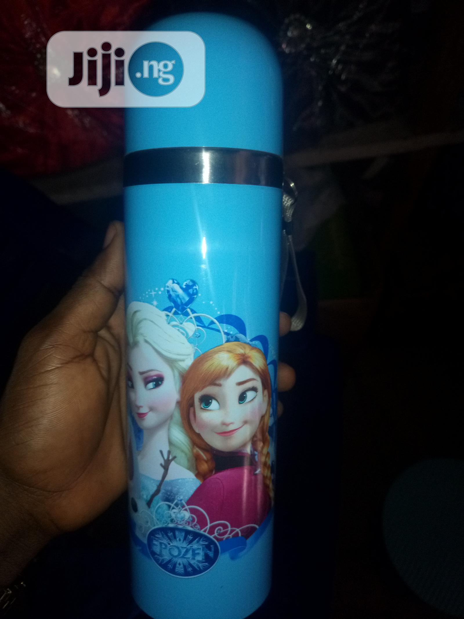 Unique Water Bottle