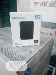 WD Element Basic Storage Simplement 2TB | Computer Hardware for sale in Lagos State, Ikeja