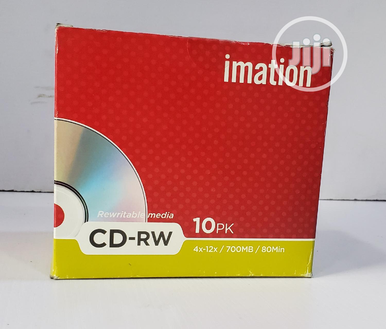 Archive: Empty DVD/CD