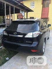 Lexus RX 350 2010 Black | Cars for sale in Lagos State, Oshodi-Isolo