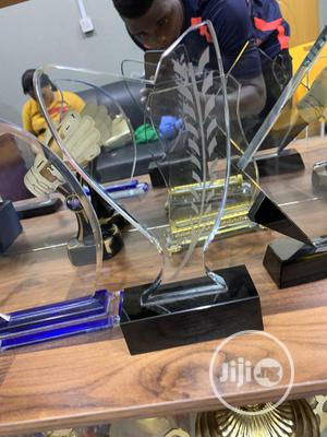Crystal Award Plaque   Arts & Crafts for sale in Lagos State, Apapa