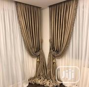 Turkish Plain Design Curtains | Home Accessories for sale in Lagos State, Lagos Island