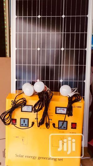 Solar Generator Kit 400watt | Solar Energy for sale in Lagos State, Ojo