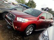 Toyota Highlander 2008 Red | Cars for sale in Lagos State, Amuwo-Odofin