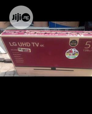 55 Inches LG Uhd TV | TV & DVD Equipment for sale in Lagos State, Lekki